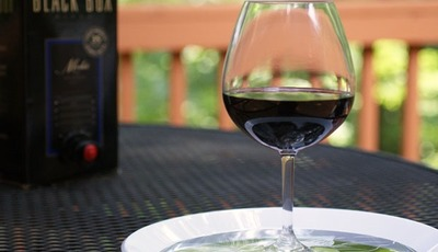 Black Box Wines, perfect for outdoor entertaining #BlackBoxWines