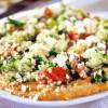 Hummus & Tabbouleh Salad Recipe