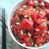 Asian Citrus Watermelon Salad