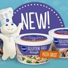 Trying out Pillsbury's new gluten free dough