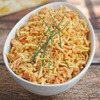 Spicy Celery Root & Carrot Slaw Salad