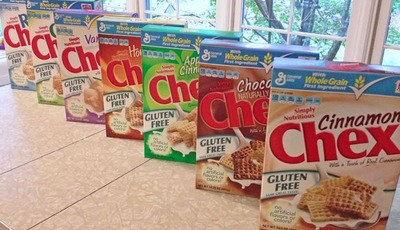 What's your favorite flavor of gluten free Chex cereal?