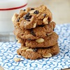 Gluten Free Flourless Peanut Butter Cookies from All the Good Cookies