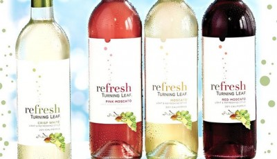 Refresh It Forward – Turning Leaf Refresh Giveaway #WineOverIce