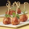 Turkey Orange Meatballs