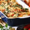 Leftover Turkey Enchilada Casserole recipe