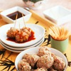 Gluten Free Asian Ginger Meatballs