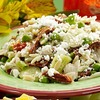 Chicken Orzo Salad and healthy summer salad tips from Holly Clegg