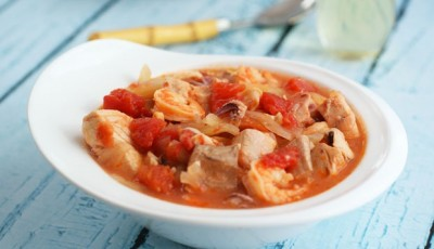 Easy and Healthy Cioppino Fish Stew