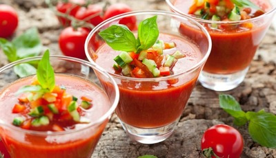 Gazpacho and the Festive Flavors of Spain