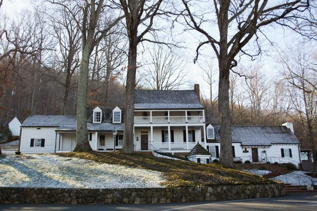 Michie Tavern in Charlottesville, Virginia at This Mama Cooks! On a Diet - thismamacooks.com