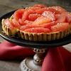 Grapefruit Tart with Cardamom Cream