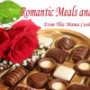 Romantic meals and treats for Valentine's Day from This Mama Cooks! and Foodie.com