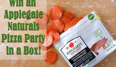 Win an Applegate Pizza Party in a Box! ($100 value!)