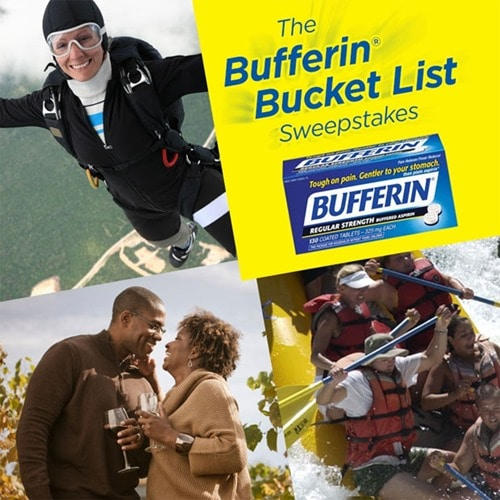 What's on your bucket list? at This Mama Cooks! On a Diet - thismamacooks.com
