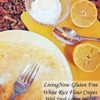 Gluten Free White Rice Flour Crepes
