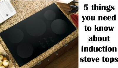 5 things you need to know about induction stove tops