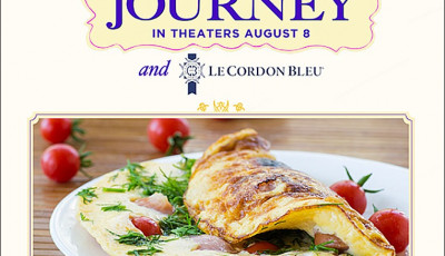 Omelette aux Fines Herbes from The Hundred-Foot Journey