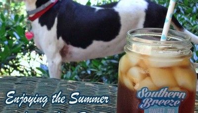 Enjoying the Summer with Southern Breeze Sweet Tea Giveaway