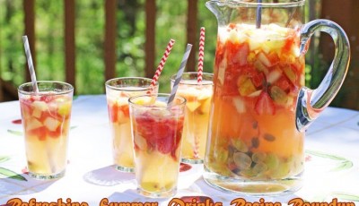 Refreshing Summer Drinks Recipe Roundup