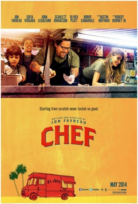 A review of Chef, the movie, at This Mama Cooks! On a Diet - thismamacooks.com