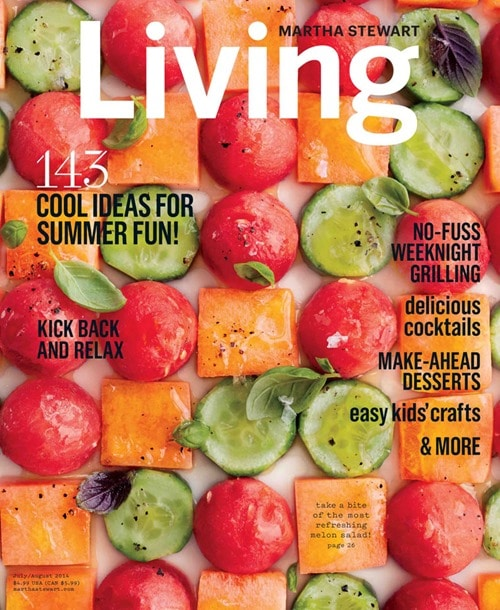 Martha Stewart Living recipes at This Mama Cooks! On a Diet - thismamacooks.com