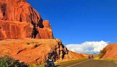 Harley riders take to the road with Best Western Ride Rewards