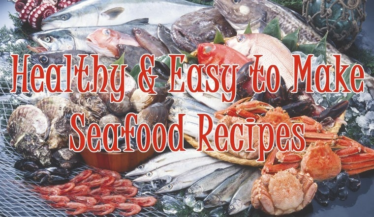 Check Out the Healthy & Easy To Make Seafood Recipes at This Mama Cooks! At This Mama Cooks! On a Diet - thismamacooks.com