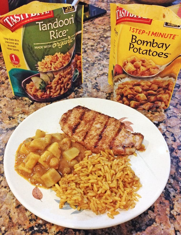 Tasty convenience with Tasty Bite at This Mama Cooks! On a Diet - thismamacooks.com