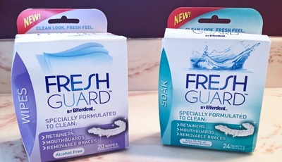 Keeping your smile straight and fresh with Fresh Guard™