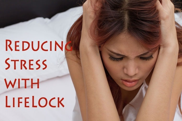 Learn how you can reduce stress with LifeLock at This Mama Cooks! On a Diet - thismamacooks.com #LifeLockHealthyCredit
