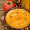Healthy Vegetarian Pumpkin Soup