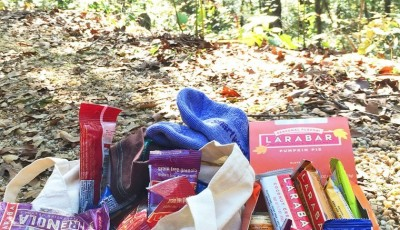 #GetOutside, #EatClean and win with @LÄRABAR {LÄRABAR giveaway!}