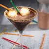 Dairy Free S'mores Martinis