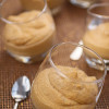 Creamy Coconut Pumpkin Pie Mousse
