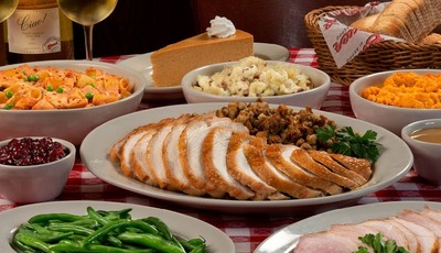 Not cooking this Thanksgiving? Head out to Buca di Beppo!