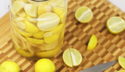 How to Make Ginger & Lime Infused Vodka