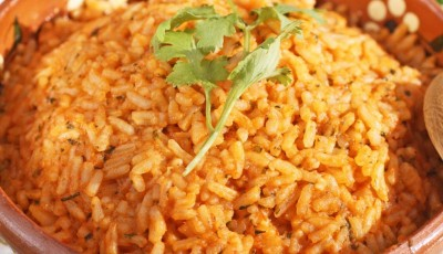 10 Minute Mexican Rice