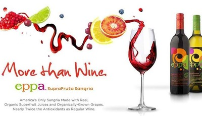 Celebrate International Sangria Day with Eppa Sangria!