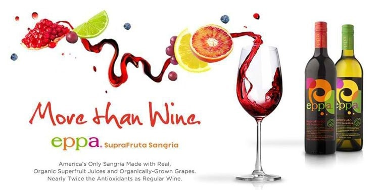 Celebrate International Sangria Day with Eppa Sangria! Learn more at This Mama Cooks! On a Diet - thismamacooks.com