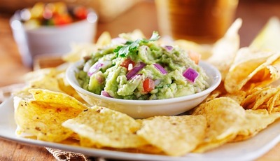 Snack deliciously and healthfully with Avocados from Mexico!
