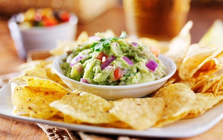 Snack deliciously and healthfully with Avocados from Mexico! Learn more at This Mama Cooks! On a Diet - thismamacooks.com