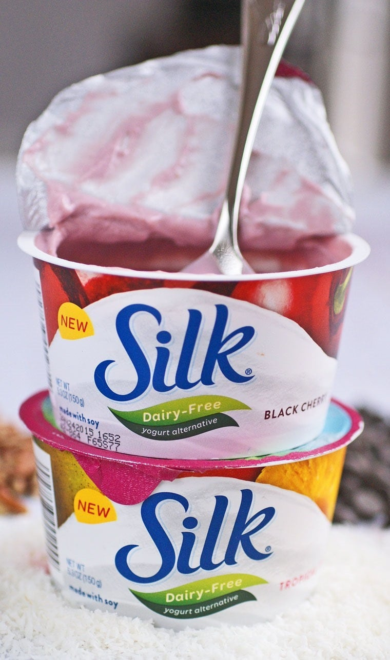 Learn more about the new Silk Dairy-Free Yogurt Alternative at This Mama Cooks! On a Diet - thismamacooks.com