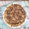 Gluten Free Chocolate & Almond Freezer Pie