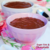 Sugar Free & Dairy Free Chocolate Pudding
