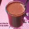 Sugar Free & Dairy Free Chocolate Tofu Smoothie