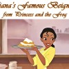 Tiana's Famous Beignets from Princess and the Frog