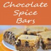 Yam Chocolate Spice Bars