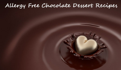 Allergy Free Chocolate Dessert Recipe Roundup