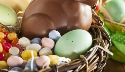 How to make a gluten free Easter basket
